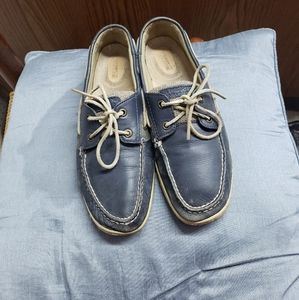 Sperry Top Sider Men's Size 11M Navy Boat Shoes